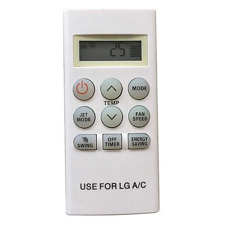 Remote Điều Khiển Máy Lạnh, Máy Điều Hòa LG AKB73756203, LG S09EN2