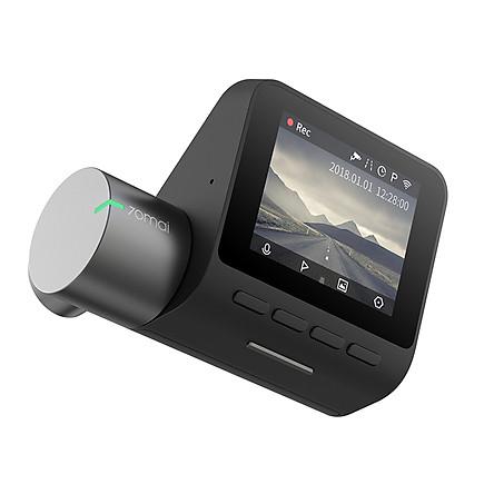 Camera hành trình Xiaomi 70mai Dashcam Pro 4K nội địa Up FW tiếng Anh - Hàng nhập khẩu