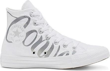 Giày sneaker unisex Converse Chuck Taylor All Star Iridescent Star - 566176