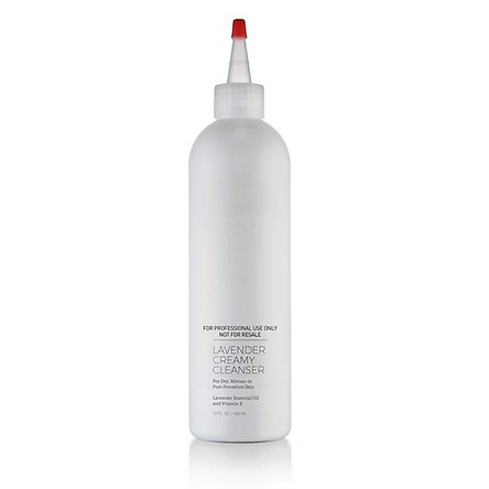Sữa rửa mặt da nám giảm nhăn LAVENDER CREAMY CLEANSER 360ml