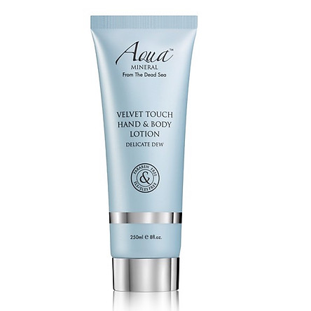 Lotion Dưỡng Cấp Ẩm Cho Tay & Cơ Thể - Velvet Touch Hand & Body Lotion