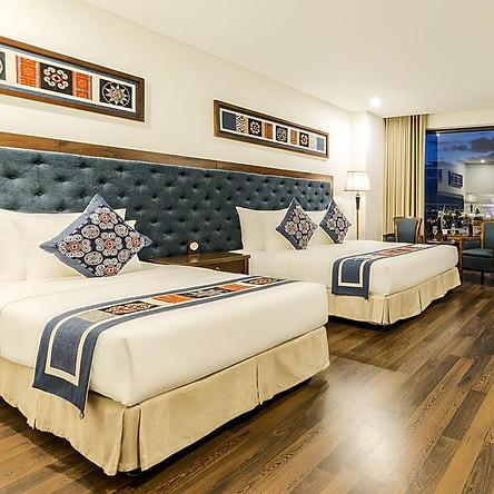 Khách sạn Balcona Da Nang 4* - Buffet Sáng - Miễn phí đón sân bay từ 2 đêm