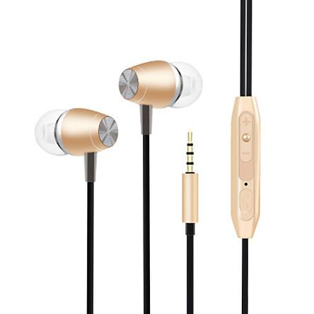 Headphone Wired Earphone In-ear Subwoofer Intelligent Headset