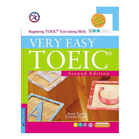 Very Easy Toeic (Tái Bản) (Không kèm CD)