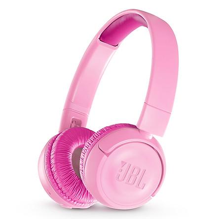 Tai Nghe Bluetooth Chụp Tai On-ear JBL JR300BT - Hàng Chính Hãng