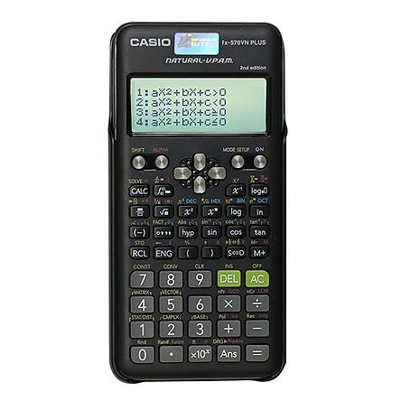 Máy Tính CASIO FX570VNPLUS-2 (TL) Tặng kèm 2 bút bi