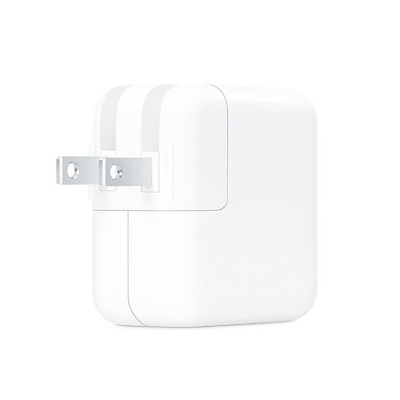 Củ sạc Adapter 30W USB-C Power  dùng cho Macbook Air, Iphone 12