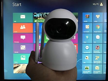 Camera wifi mini HD-720P V380 Model 2019