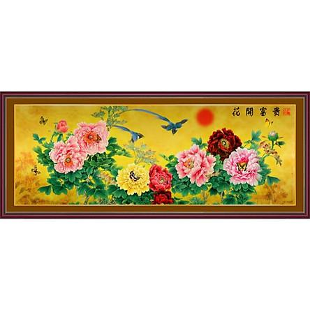 Tranh Treo Hoa Mẫu Đơn - MD039