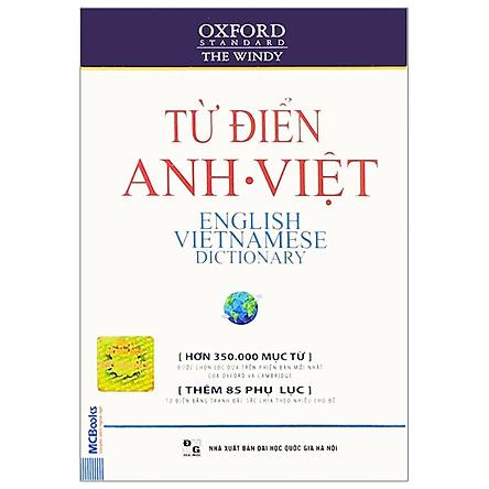 Từ Điển Oxford Anh - Việt