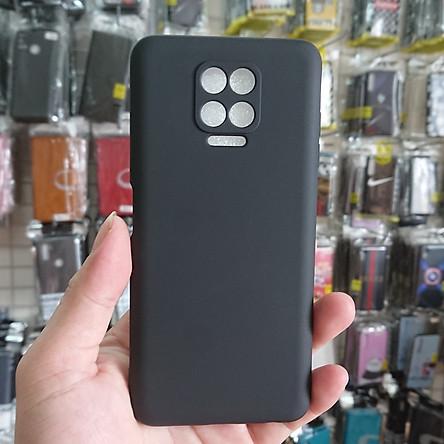 Ốp lưng dành cho Vsmart Aris/ Aris Pro - Ốp dẻo màu dày 1.5mm, bảo vệ camera, có lổ đeo dây