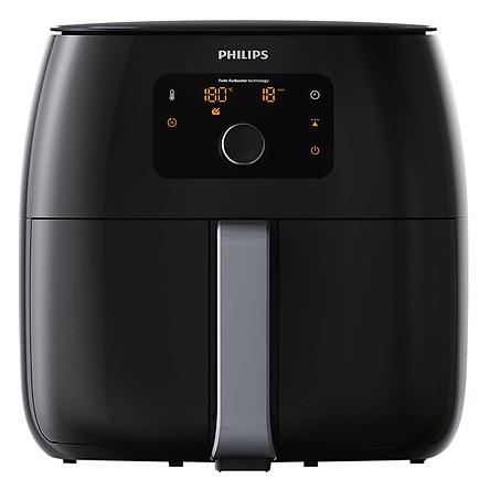 Nồi Chiên Không Dầu Điện Tử Philips HD9650/91 XXL (1.4kg) - Hàng Chính Hãng