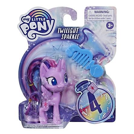 Đồ Chơi Búp Bê MY LITTLE PONY Potion - Twilight Sparkle Bé Nhỏ E9177/E9153