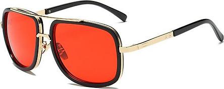 New Fashion Big Frame Sunglasses Men Square Fashion Glasses For Women High Quality Retro Sun Glasses Vintage