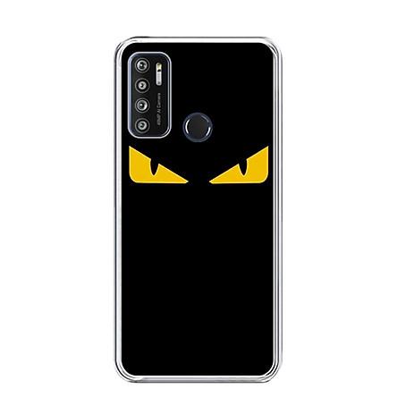Ốp lưng dẻo cho điện thoại VSMART LIVE 4 - 0160 MONSTER02 - Hàng Chính Hãng