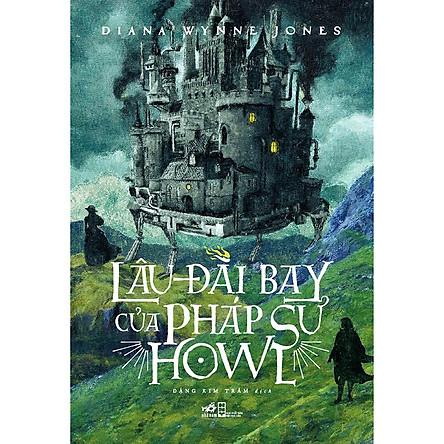 Cuốn sách pháp thuật đặc sắc : Lâu đài bay của pháp sư Howl (TB)