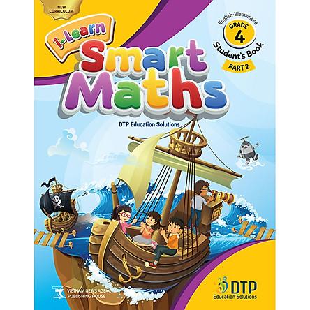 i-Learn Smart Maths Grade 4 Student's Book Part 2 (ENG-VN)