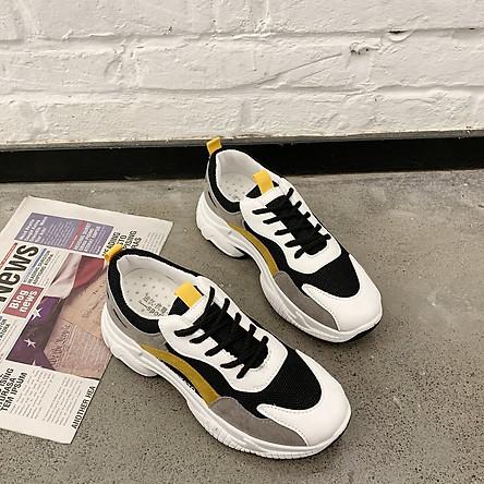 IELGY Giày Thể Thao Nữ Đế Dày Thời Sneakers and Sport Shoes