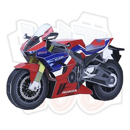 Mô hình giấy xe máy Honda CBR1000RR-R