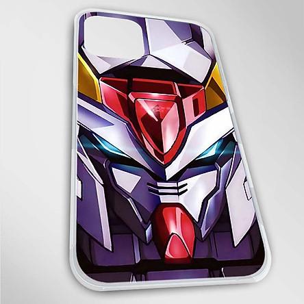 Ốp lưng dành cho iPhone 12, 12 Pro, 12 Pro Max, Mini mẫu Gundam