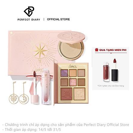 Bộ mỹ phẩm Perfect Diary phong cách Cardcaptor Sakura thích hợp làm quà tặng 500g