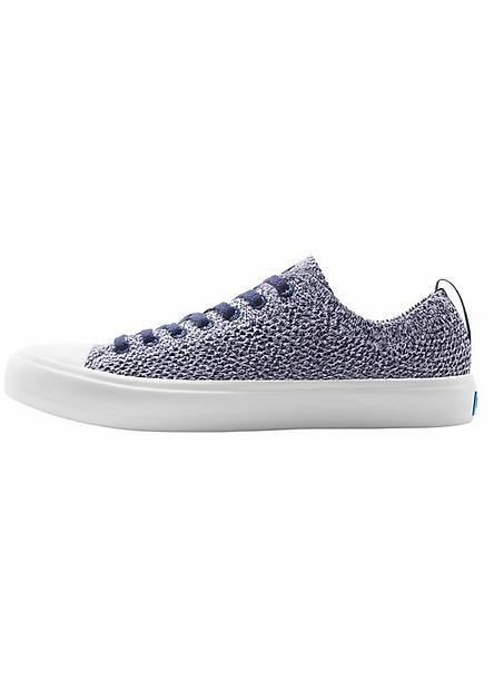 Giày Sneakers Unisex People Phillips Knit NC01K-019 - Paddington Blue W/ Yeti White