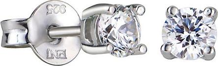 Bông tai bạc đính đá PNJSilver XM00K000120-BO