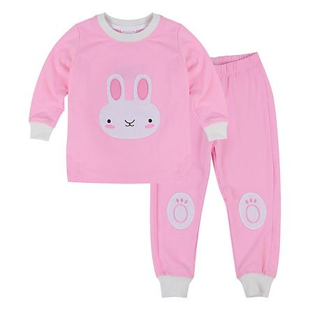 Bộ Thỏ Cưng Rabbit BONCHOP BBG-90105722P - Phấn