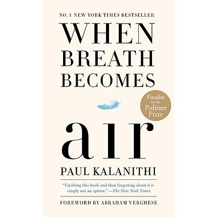 When Breath Becomes Air - (Mass Market)