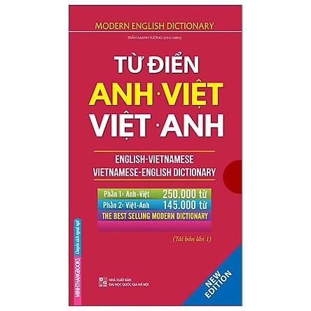 Từ Điển Anh Việt - Việt Anh (Tái Bản)
