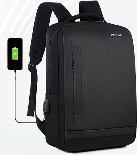 Ba lô thông minh nam sạc USB tiện dụng đã tích hợp công nghệ 4.0 chứa máy tính 14 đến 17 inh