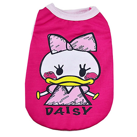 Áo Thun Chó Mèo Daisy