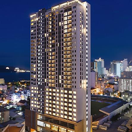D'Qua Nha Trang Hotel 5* - Voucher 3 ngày 2 đêm - Daily Breakfast, combo trưa/tối - Brilliant Pakage