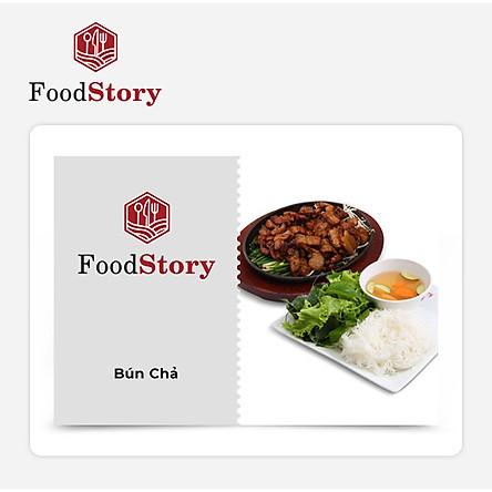 Food Story - Bún Chả