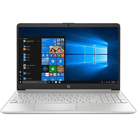 Laptop HP 15s-fq1022TU 8VY75PA (Core i7-1065G7/ 8GB DDR4 2666MHz/ 512GB PCIe NVMe/ 15.6 FHD/ Win10) - Hàng Chính Hãng