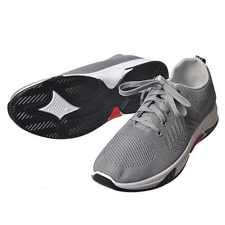 Giày Sneaker Thể Thao Chạy Bộ Nam Vải Sợi Khử Mùi DX2