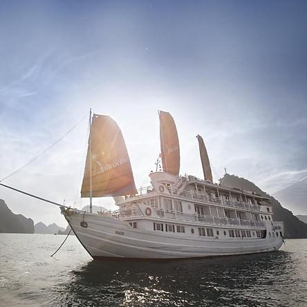 Trải Nghiệm Cực Sốc Tour Du Lịch 2 Ngày 1 Đêm Ngủ Trên Du Thuyền  5 Sao Aphrodite  Cruises Thăm Vịnh Hạ Long, Trải Nghiệm Chèo Thuyền  Kayak