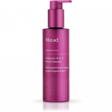 Sửa rửa mặt tẩy trang sinh học Murad Prebiotic 4-In-1 MultiCleanser
