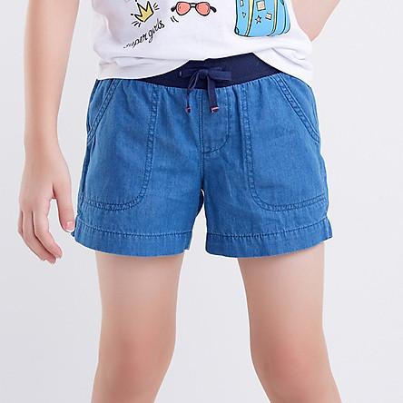 Quần Short M.D.K Bé Gái - Pull On Shorts
