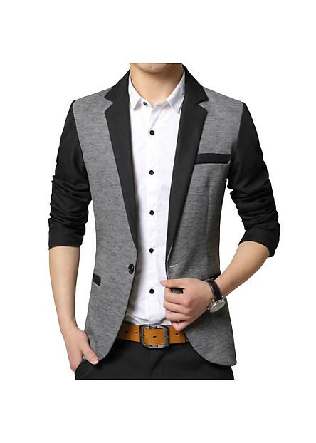 Áo khoác vest phối màu Mã: NK1477