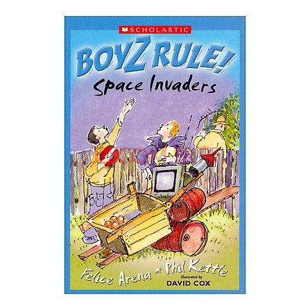 Boyz Rule: Space Invaders