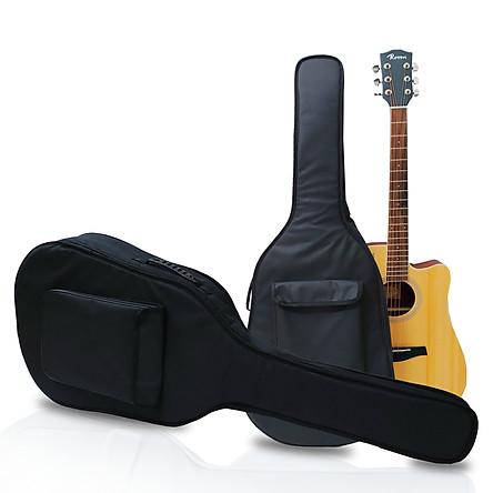 Bao đựng đàn guitar acoustic và classic  B3L01 41inch vải Dù 3 lớp nhiều mầu sắc