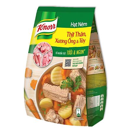 Hạt nêm Knorr Thịt Thăn, Xương Ống Và Tuỷ 1800g