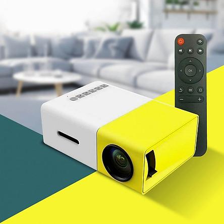 Máy chiếu mini LCD LED YG-300 AZONE