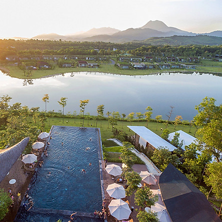 Flamingo Đại Lải Resort 5* - Voucher 2N1Đ Áp Dụng Cả Năm 2020