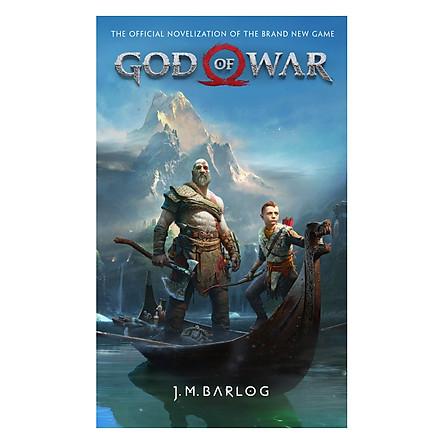 God of War (The Official Novelization of The Brand New Game) (J.M. Barlog)