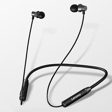 Lenovo HE05 BT Earphones BT5.0 Sports Sweatproof Headset Neckband Wireless Running Headphone Noise Cancelling Magnetic