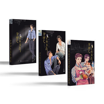 Combo 3 Tập: Đọc Thầm - Phiên Bản Mới (Tặng Kèm: Đèn Sách + 6 Postcard Đặc Biệt + 03 Cuốn Nhật Ký: Sếp Phí, Sếp Lạc, Lạc Một Nồi)