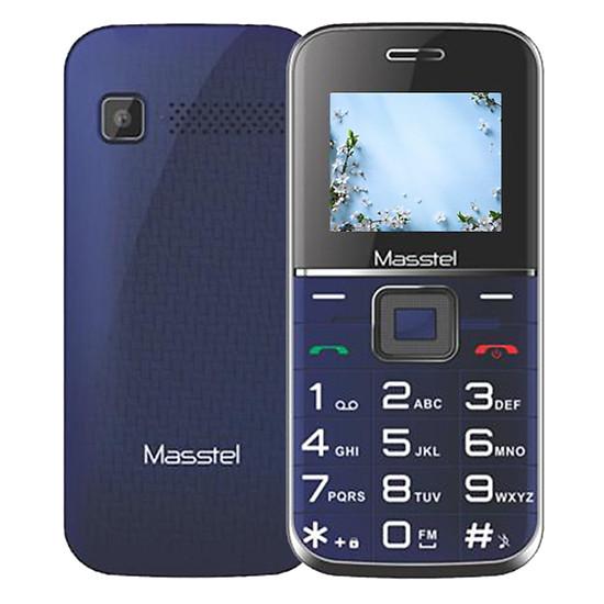 Điện thoại Masstel Fami 12 - Hàng Chính Hãng - Xanh dương