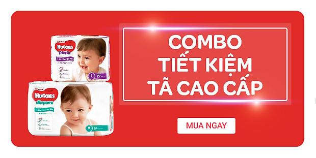 Huggies - Combo tiết kiệm